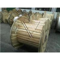 Bobbin gỗ cuốn dây cáp điện