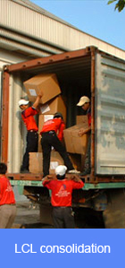 Dịch vụ mở container hàng lẽ