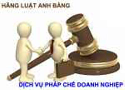 DV luật sư pháp chế doanh nghiệp