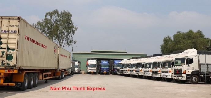 Vận Tải Nam Phú Thịnh - Công Ty TNHH Nam Phú Thịnh