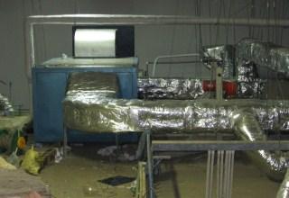 Thi công điện lạnh công nghiệp