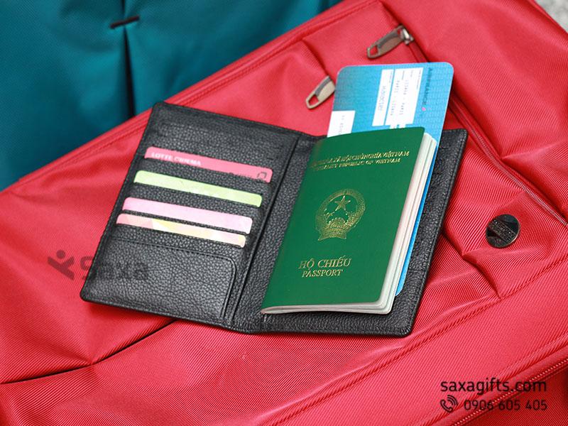 Ví passport quà tặng