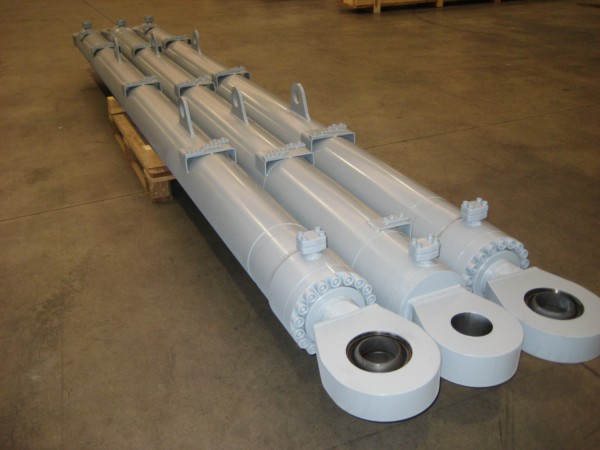 Welded Series Hydraulic Cylinders