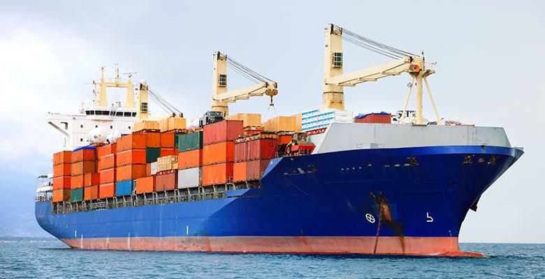 Vận tải hàng hóa bằng đường biển