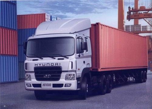 Vận tải container trọn gói