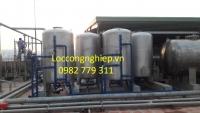 Hệ thống lọc nước tòa nhà