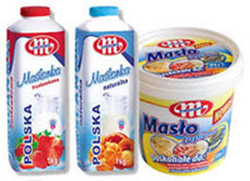 Sữa tươi Mlekovita