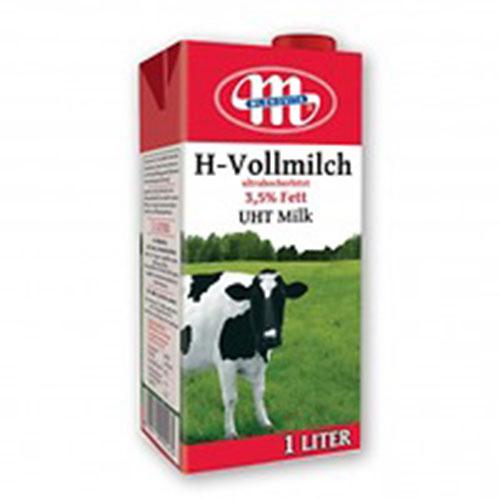 Sữa tươi tiệt trùng Mlekovita