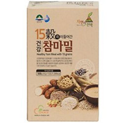 Yam 15 ngũ cốc dinh dưỡng