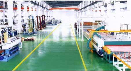 Nhà máy sản xuất kính