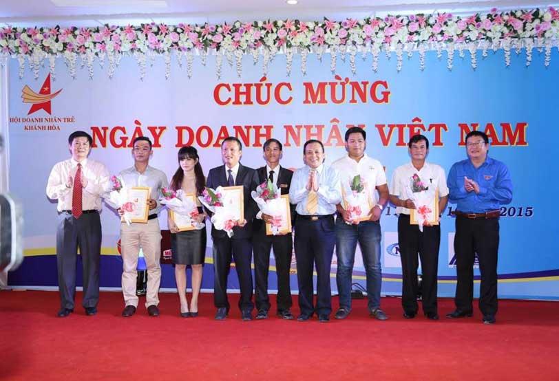 Tổ chức lngày doanh nhân Việt Nam tại Khánh Hòa