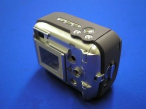 Vỏ nhựa máy ảnh