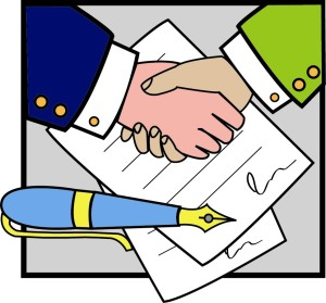 Ký kết hợp đồng lao động