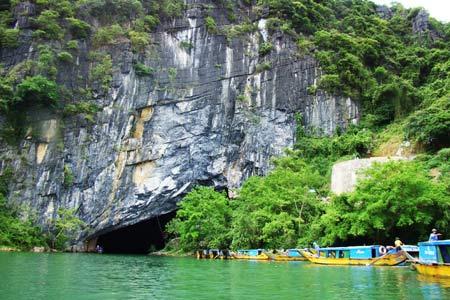 Du lịch Phong Nha