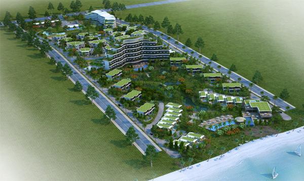 Khu nghỉ dưỡng Tam Hương