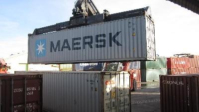 Vận tải hàng hóa nguyên Container