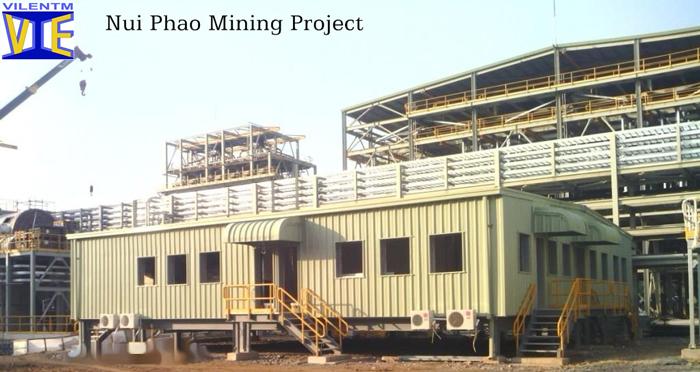 Dự án Núi Pháo - Thái Nguyên