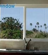 Cửa sổ mở lùa lõi thép
