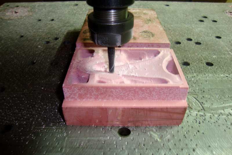 Gia công mô hình gỗ