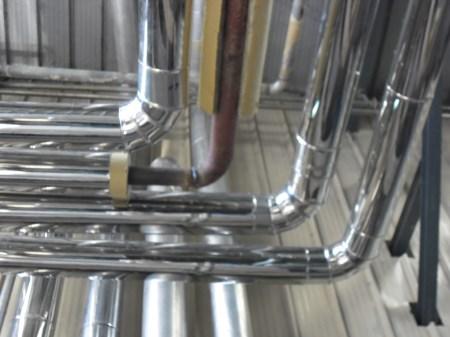 Thi công cách nhiệt lạnh cho ống