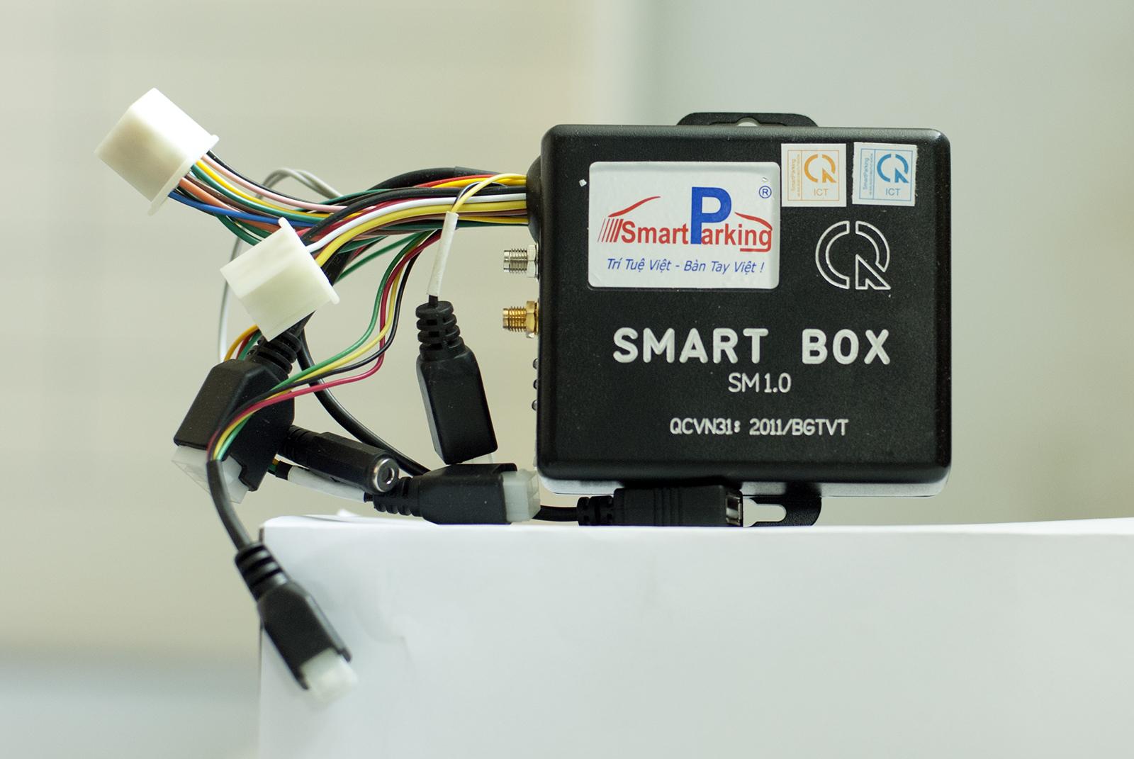 Hộp đen Ô tô SmartBox SM 1.0