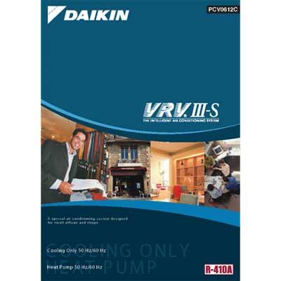 Điều hòa trung tâm Daikin-VRV-I