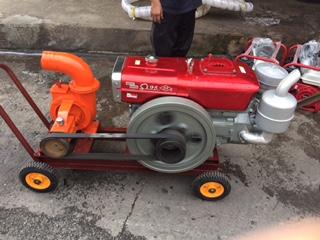 Bơm nước gắn động cơ D15