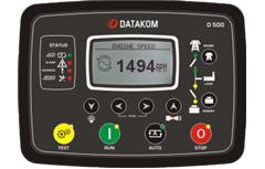 Datakom D-500 Advanced Genset Controller