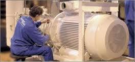 Bảo trì hệ thống nén và máy nén khí
