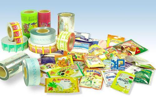 In bao bì nhựa thực phẩm