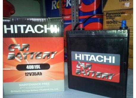 Ắc quy Hitachi