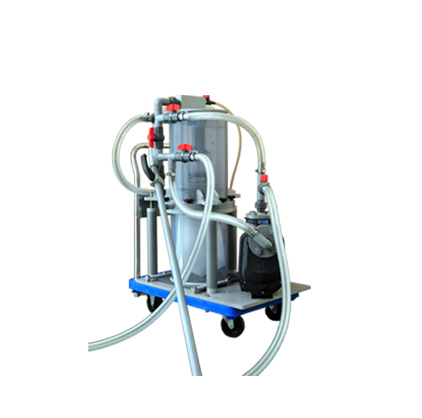 DC - SELF-PRIMING SLURRY COLLECTION