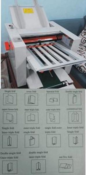 Máy gấp giấy