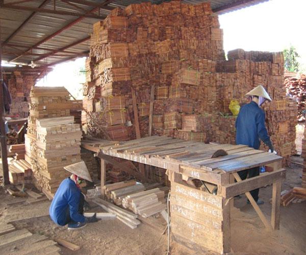 Chế biến gỗ