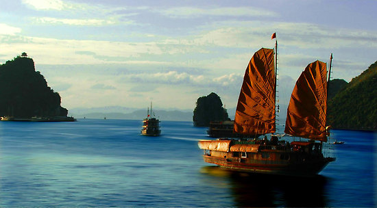 Tour Ha Long Bay