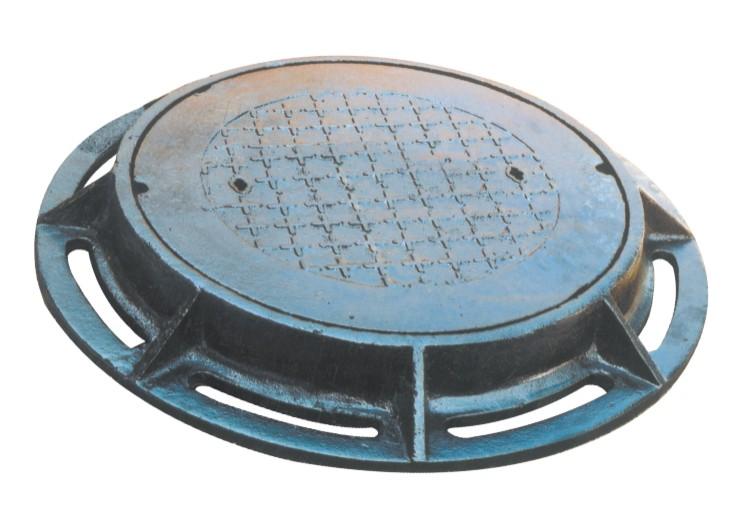 Nắp hố ga cống thân tròn
