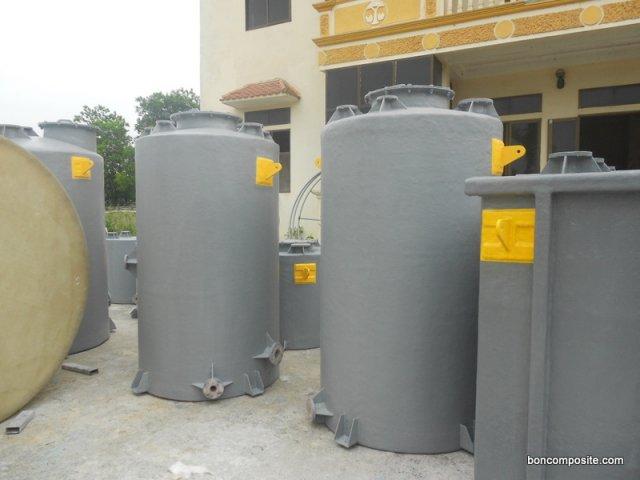 Bồn xử lý nước thải công nghiệp