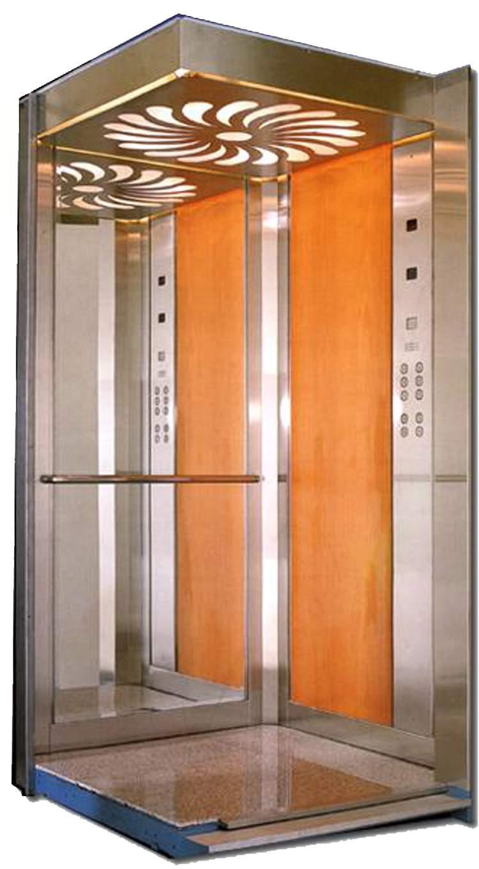 Mẫu cabin thang máy