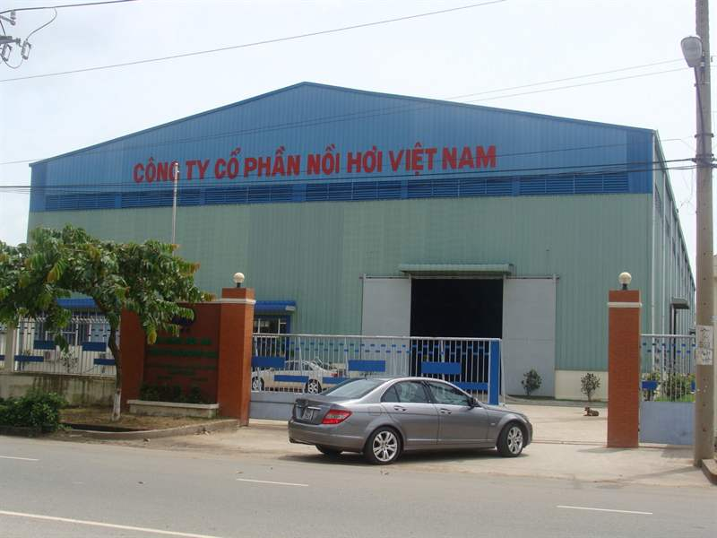 Trụ sở công ty