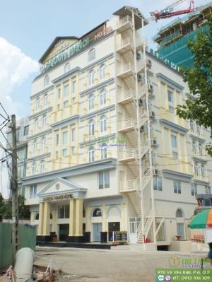 Rèm Cửa Khách Sạn Sài Gòn Hà Nội Nguyền Văn Trỗi Q. Phú Nhuận