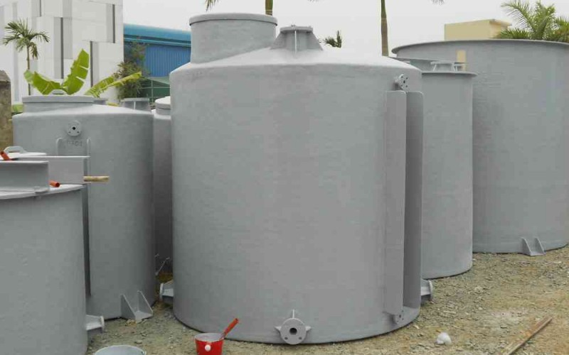 Bồn chứa nước Composite