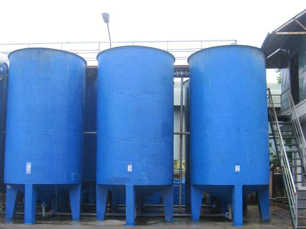Bồn chứa hóa chất Composite