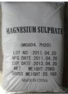 Magnes Sulphate Hepta