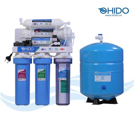 Máy lọc nước RO Ohido 5 cấp lọc