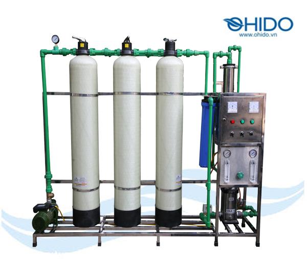 Hệ thống lọc nước tinh khiết RO 250-lh