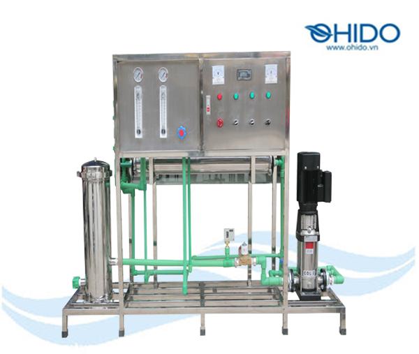Hệ thống lọc nước Ohido 500 lh