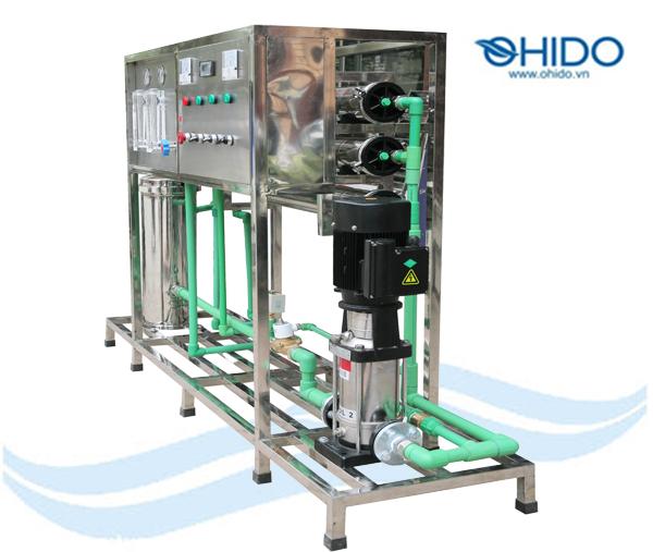 Hệ thống lọc nước Ohido 750 lh