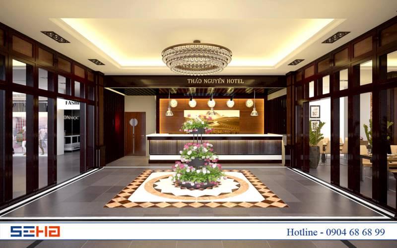 Nội thất khách sạn, nhà hàng