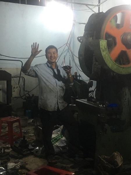 Hình ảnh nhà xưởng