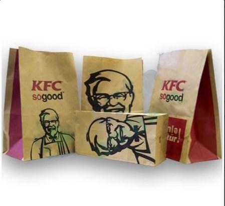 Túi giấy thực phẩm